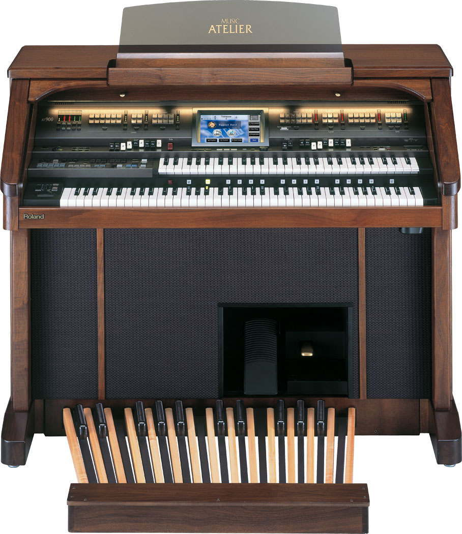 Roland AT-900 Organ Photo