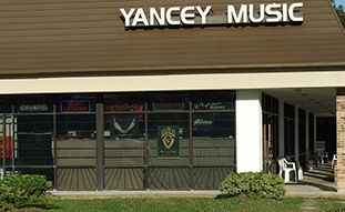 Yancey Music Store Photo