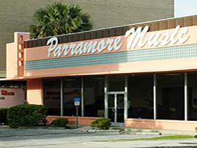 Parramore Music Store Photo